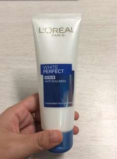 L'oreal Paris White Perfect Scrub Anti-Dullness
