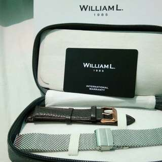 WILLIAM L WATCH ORIGINAL