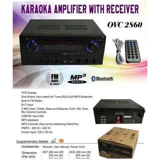 Martin Roland karaoke amplified OVC-2860