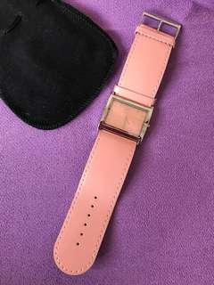 Furla粉紅色手錶