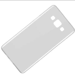 Samsung Galaxy C7透明手機膠殼 (包郵)