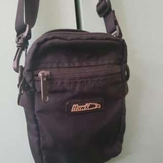 Hawk sling bag