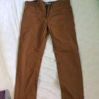 Bum Brown Pants
