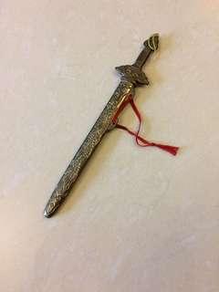 Double blade sword
