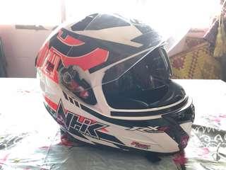 NHK Fullface helmet