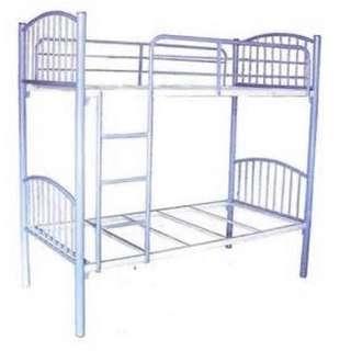 上下格床size: 3尺X6尺