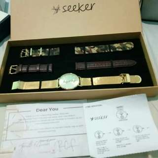 SEEKER WATCH ORIGINAL