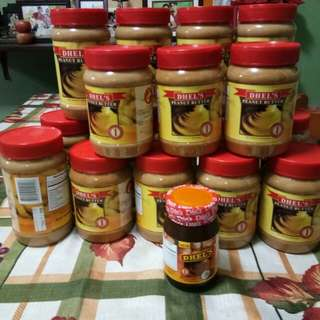 Dhels Peanut Butter 700grms