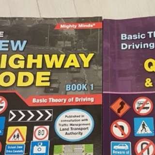 BTT highway code book 1