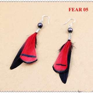 Feather accessorries