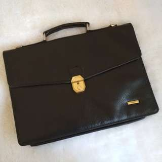 Vintage, Tas Kantor / Laptop