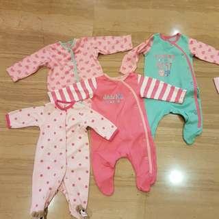 Baju tdr bayi