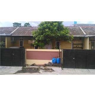 Rumah asri siap huni di Bogor