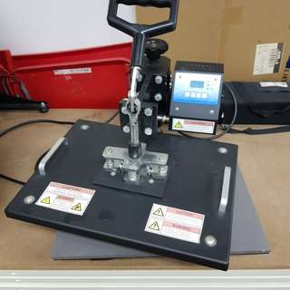 8 in 1 heatpress machine