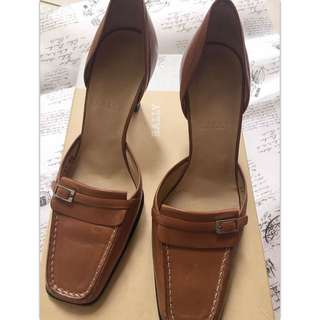 Authentic BALLY Women Shoes (made In italy)