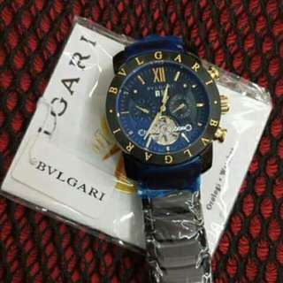 Authentic Bvlgari Automatic Watch