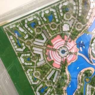 Architecture Site Model
