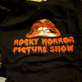 Rocky horror picture show tee shirt