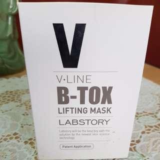 V-Line B-Tox Lifting Mask