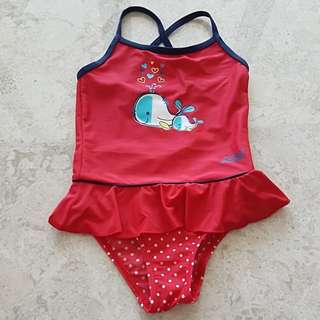 Zoggs Girl's Swimsuit