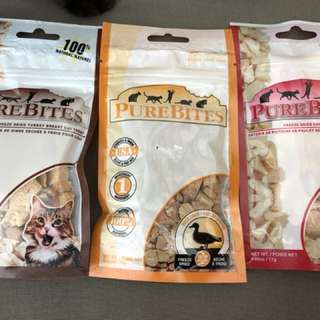 PureBites cat treat