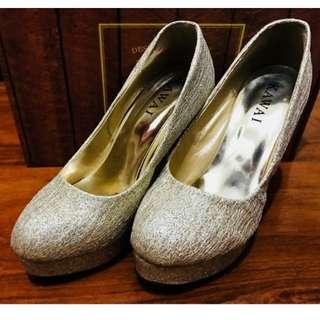 拍婚紗用婚鞋-39號
