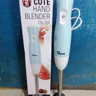Oxone cute hand blender