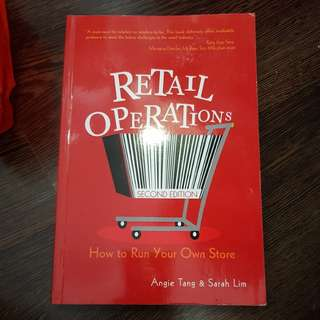 Retail operations - How to run your own store