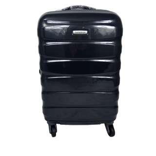 開工特價【原價11,900元 特惠出清 可議】Samsonite新秀麗 24吋行李箱(碳黑)