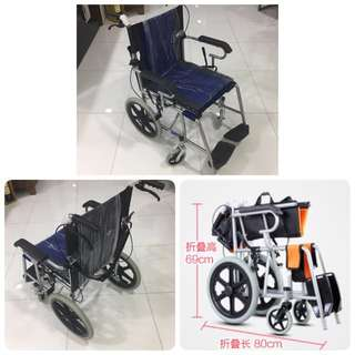 Simply Sale-Premium Light foldable Wheelchair