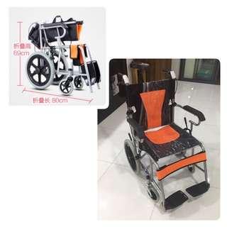 Simply Sale-Premium Light Foldable Wheelchair