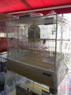 Pets' Gantry-New Stocks Of Sanko Wild C86 Bird Cage!