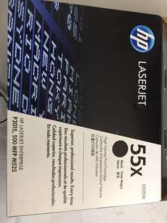 Hp laser jet printer cartridge- used