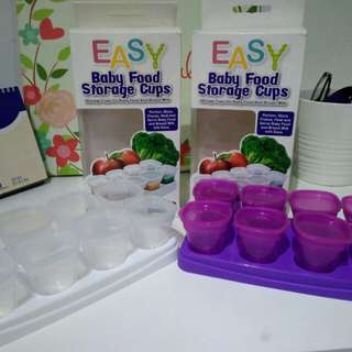 Autumnz Baby Food Storage