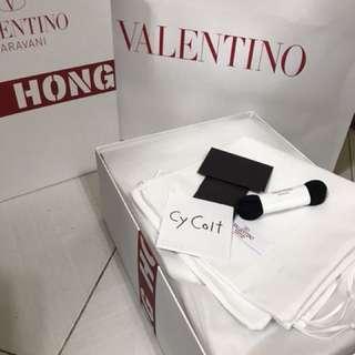 🚨最後減價🚨放售 全港100對香港版Valentino high-top sneaker