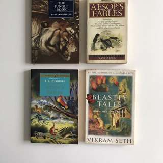 Various Fables and Fairy Tale collections