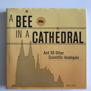 Bee In A Cathedral (Hardcover)