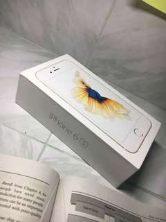 iPhone 6s GOLD 16b