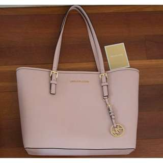 Michael Kors Soft Pink Handbag