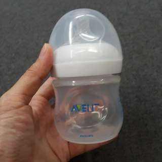 Avent Bottle Natural 4oz RM30 exc pos