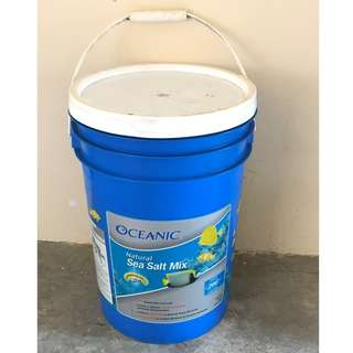 Oceanic Sea Salt Mix 23.6Kg