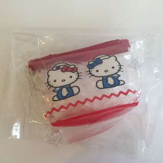 Sanrio vintage Hello Kitty coins bag 散紙包 1999