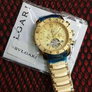 Authentic Automatic Bvlgari Watch