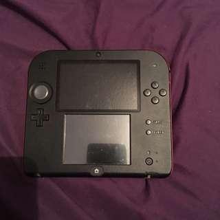 Nintendo 2DS (price negotiable)