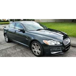 Jaguar XF 3.0 Auto V6 Supercharged Premium Luxury