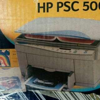 HP座枱三合一影印機