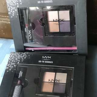 NYX Go to goodies