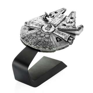 Royal Selangor Star Wars Pewter Collection - Not for sale