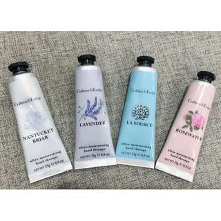 Crabtree & Evelyn - Ultra-Moistrurising Hand Therapy (4 x 25ml)