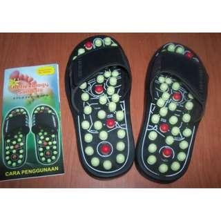 Sandal kesehatan refleksi murah dan berguna